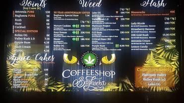 Bagheera Coffeeshop 2018 MARCH