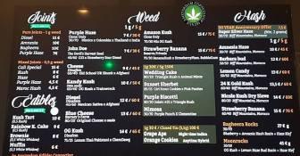 Bagheera Coffeeshop 2018 october