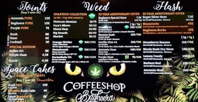 Bagheera Coffeeshop 2018 september
