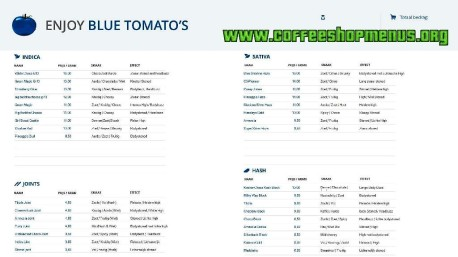 Blue Tomato 2018 august