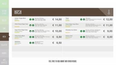 Boerejongens Coffeeshop Bij hash 2018 october