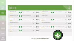 Boerejongens Coffeeshop BIJ rolled 2018 july