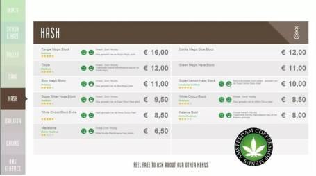 Boerejongens Coffeeshop HASH BIJ 2018 june