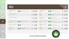 Boerejongens Coffeeshop HASH WEST 2018 june