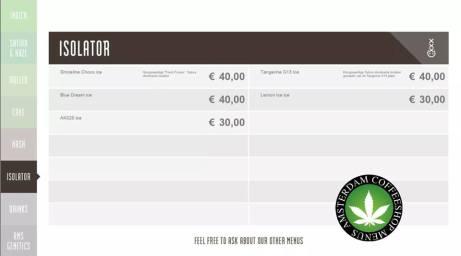Boerejongens Coffeeshop iso CENTRE 2018 june