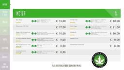 Boerejongens Coffeeshop WEST INDICA 2018 may