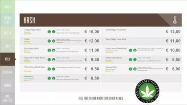 Boerejongens Coffeeshops BIJ 2018 JULY HASH