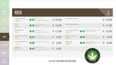 Boerejongens Coffeeshops BIJ 2018 june hash