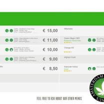 Boerejongens Coffeeshops BIJ 2018 june indica