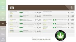 Boerejongens Coffeeshops BIJ HASH 2018 june