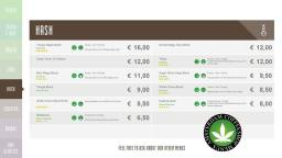 Boerejongens Coffeeshops BIJ HASH 2018 MAY
