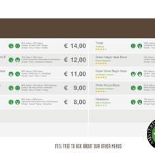 Boerejongens Coffeeshops BIJ HASH 2018 OCTOBER