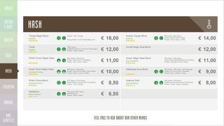 Boerejongens Coffeeshops BIJ HASH 2018 SEPTEMBER