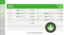 Boerejongens Coffeeshops BIJ INDICA 2018 june