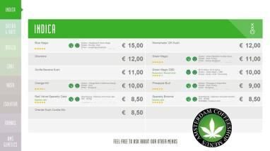 Boerejongens Coffeeshops BIJ INDICA 2018 MAY