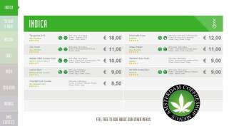 Boerejongens Coffeeshops BIJ INDICA 2018 OCTOBER