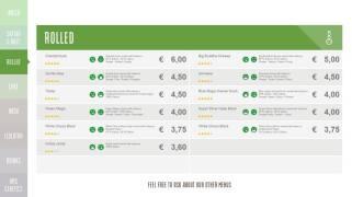 Boerejongens Coffeeshops BIJ ROLLED 2018 OCTOBER
