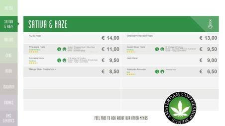 Boerejongens Coffeeshops BIJ SATIVA 2018 MAY