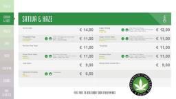 Boerejongens Coffeeshops CENTRE SATIVA 2018 APRIL
