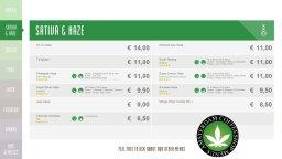 Boerejongens Coffeeshops SATIVA HAZE 2018 april