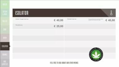 Boerejongens Coffeeshops WEST 2018 JULY ISO