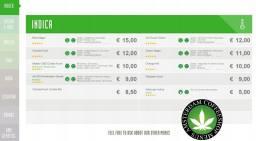 Boerejongens Coffeeshops WEST 2018 june indica