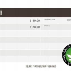 Boerejongens Coffeeshops WEST 2018 june isolator