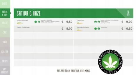 Boerejongens Coffeeshops WEST 2018 june sativa