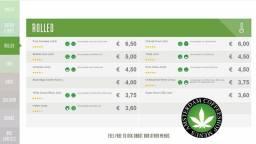 Boerejongens Coffeeshops WEST ROLLED 2018 JUNE
