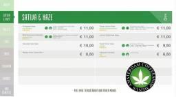 Boerejongens Coffeeshops WEST SATIVA HAZE 2018 JUNE