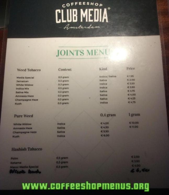 Club Media Joints 2018 august