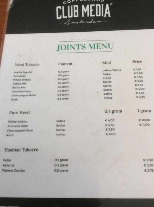 Club Media Joints 2018 may