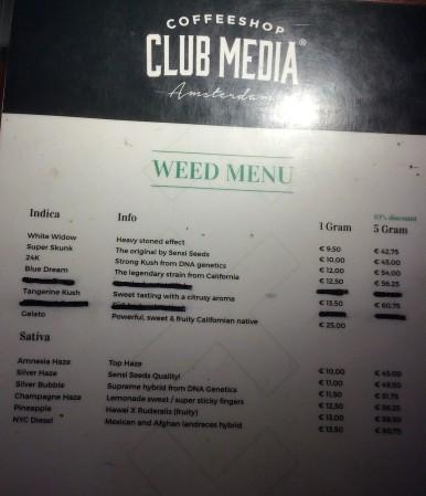 Club Media weed 2018 august