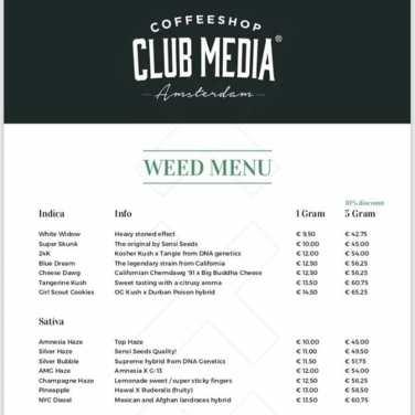 Club Media 2018 may