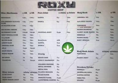 Coffee Shop Roxy 2018 january