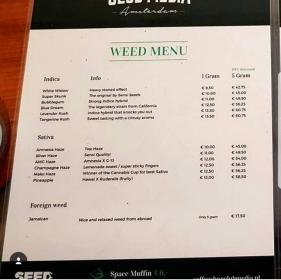 Coffee Shop weed club media 2018 january