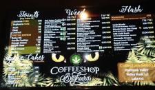 Coffeeshop BAAGHEERA 2018 FEBRUARY