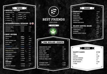 Coffeeshop Best Friends 2018 october