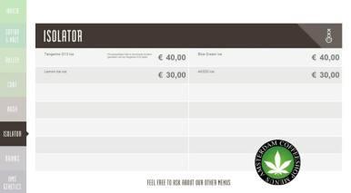 Coffeeshop BOEREJONGENS ISO 2018 MAY Utrechtsestraat 21