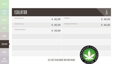 COFFEESHOP BOEREJONGENS ISOLATOR 2018 FEBRUARY