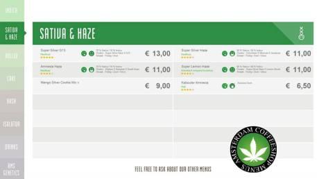 Coffeeshop BOEREJONGENS SATIVA 2018 MAY Utrechtsestraat 21