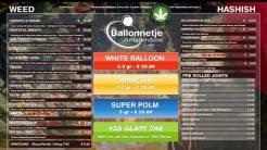 Coffeeshop Het Ballonnetje 2018 april