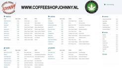 Coffeeshop Johnny 2018 april