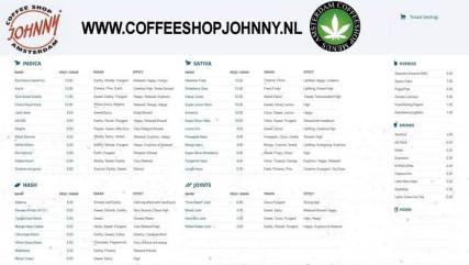 Coffeeshop JOHNNY 2018 august