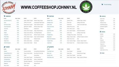 Coffeeshop Johnny 2018 august