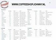 COFFEESHOP JOHNNY 2018 DECEMBER