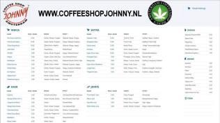 Coffeeshop Johnny 2018 JULY