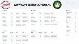 Coffeeshop Johnny 2018 june