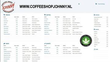 Coffeeshop Johnny 2018 may