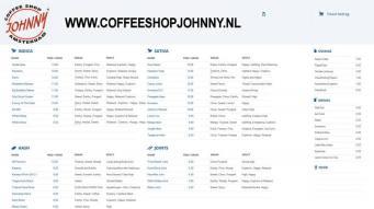 Coffeeshop Johnny 2018 november